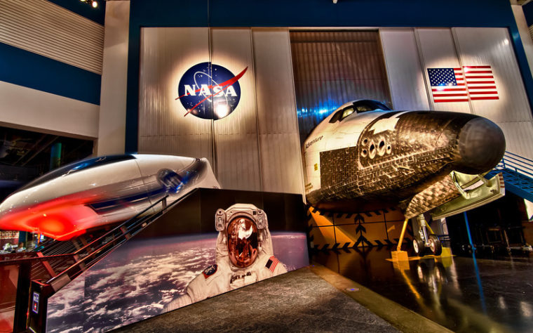 space city nasa is everpresent in houston area for more - 800×533