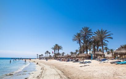 Горящие туры из Москвы в Тунис за 16400 рублей