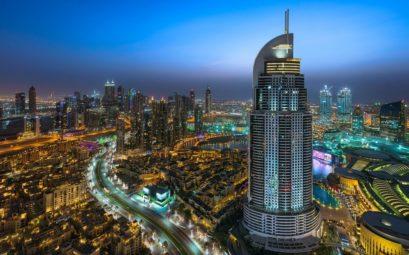 Горящий тур из Москвы в ОАЭ на 8 дней