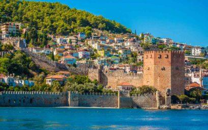 Горящий тур из Петербурга в Турцию на неделю всего за 12300 рублей