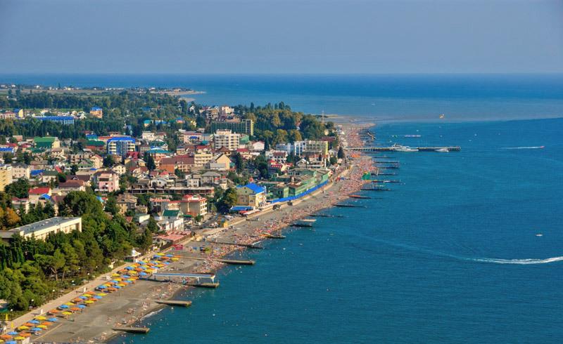 Отправиться в Горящий тур из Петербурга в Сочи