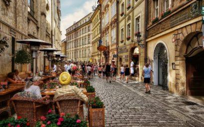 Горящий тур из Москвы в Чехию за 8600 рублей