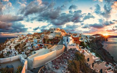 Горящие туры на июнь из Москвы в Грецию за 11200 рублей