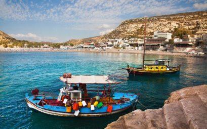 Очень горящее предложение в Грецию на 11 дней за 11500 рублей