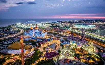 Горящий тур из Петербурга по России всего от 11700 рублей