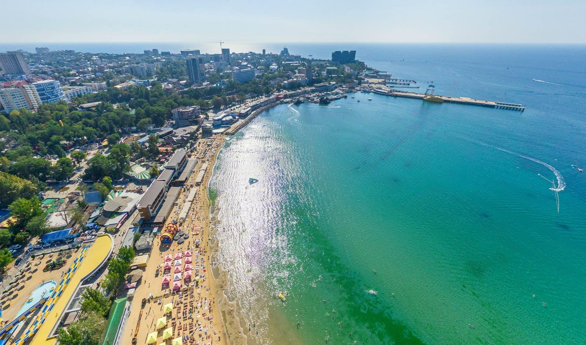 Отличный тур на 2 недели в Анапу из Петербурга за 21700 рублей